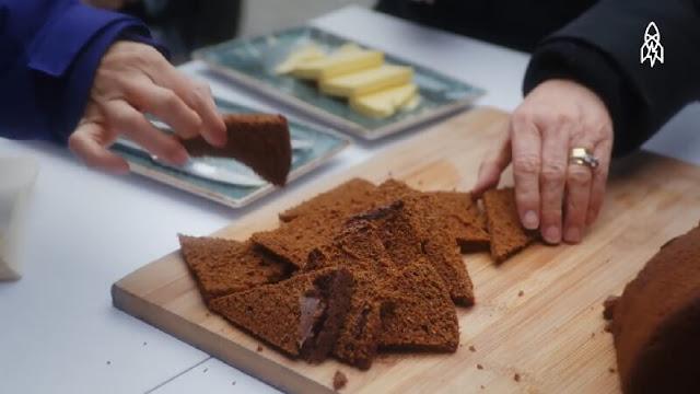 resep membuat roti lava gunung berapi di rumah