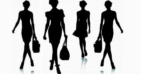 fashion silhouette description - 464×244