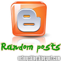 Awesome Random Posts Widget for blogger Blog