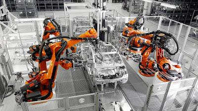 Automotive Robotics Market Qualitative Analysis By Industry