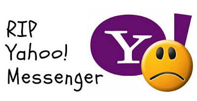 RIP Yahoo Messenger As It Is No More Live: Goodbye, to Yahoo Messenger! As it shutdown After Twenty Years. | DigiWeb Trends
