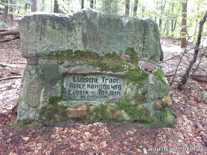 Handelsweg im Naturpark Aukrug - Schleswig-Holstein