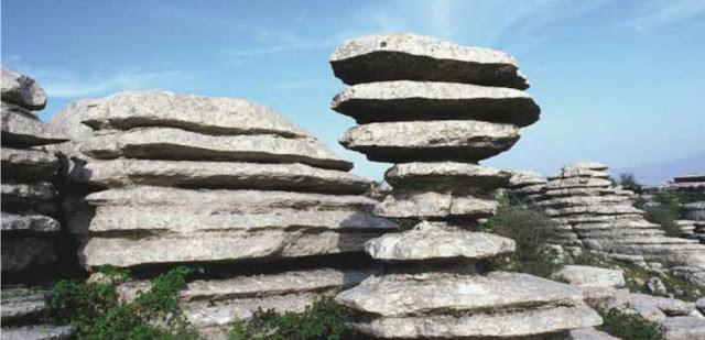 Morfologia carstica y geologia