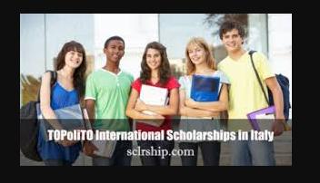 TOPoliTO International Scholarship