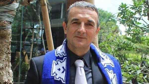 Milomir Seslija Arema