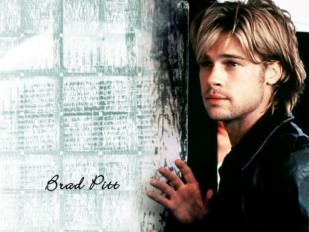 Where Is Wallpaper: Brad Pitt Wallpaper