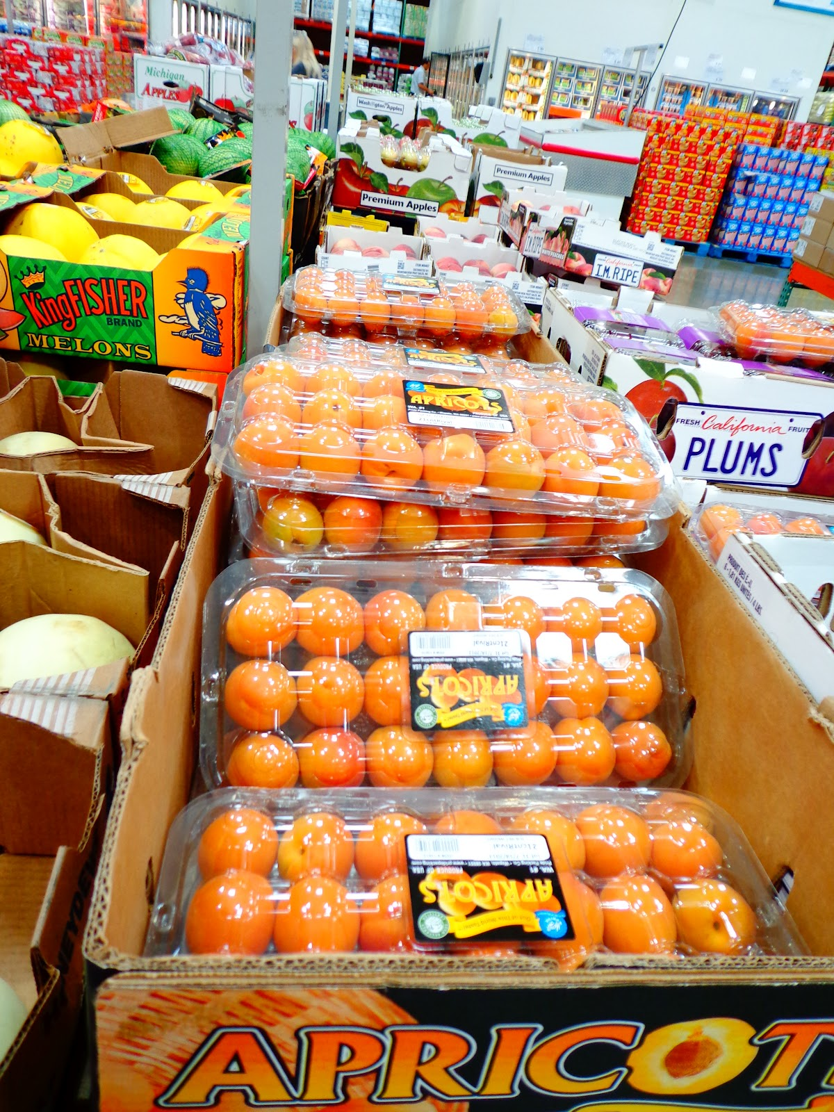 Costco Visit | Produce Department Report: Fresh Fruits and Vegetables