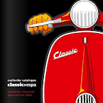 S.I.P. classic vespa catalogue