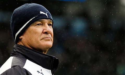 Ranieri luôn thất bại trước ngưỡng cửa vinh quang, nhưng sau mỗi lần vấp vã như thế, ông đều đứng dậy mạnh mẽ hơn, mà thành công với Leicester mùa này là một ví dụ
