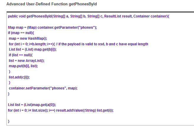 SAP PI Reference: Frequent UDF codes and mapping examples