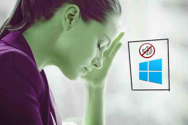 Cara Mengatasi Suara Laptop Yang Tiba Tiba Hilang