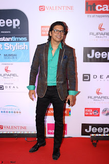 Red Carpet of Most Stylish Awards 2017 ~ Shaan (1).JPG
