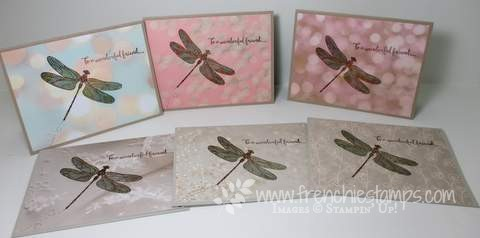 Dragonfly Dream. Stampin'Up!
