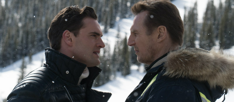 cold pursuit review