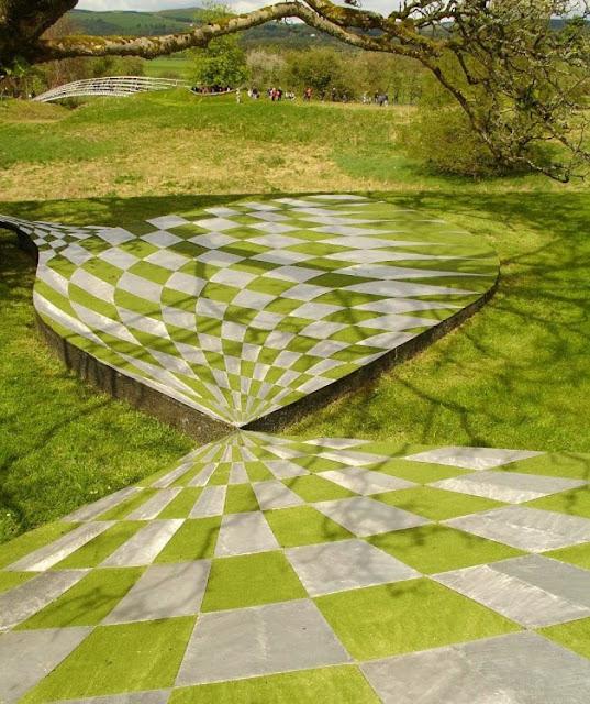 terraço fractal