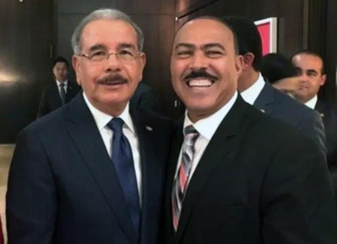 Polanco afirma reelección de Danilo barrerá adversarios en la República Dominicana