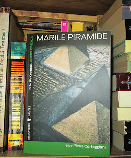 Marile piramide, de Jean Pierre Corteggiani, recenzie