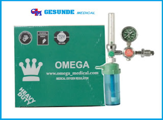 Regulator O2 OMEGA