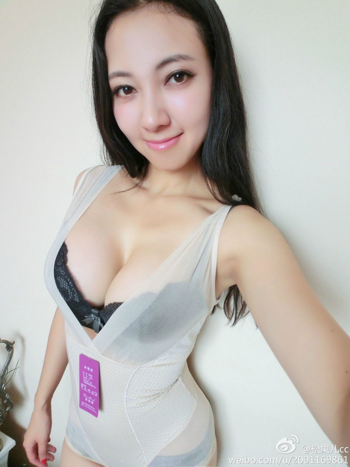 Song Guo Er 宋國洱 Big Breast Leaked Hot Sexiest Panties for Product Endorsement