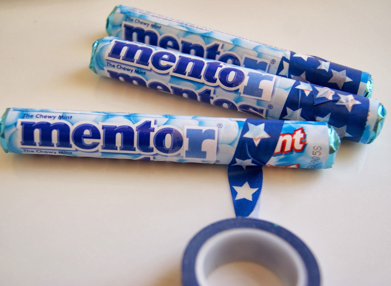 michelle paige blogs: mentos thank you for a mentor