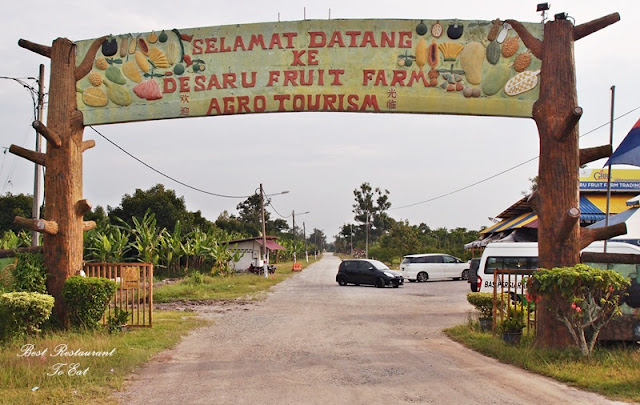 Desaru Fruit Farm Address Location Map