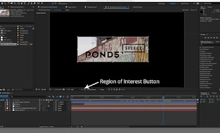 Gunakan Region of Interest di After Effects