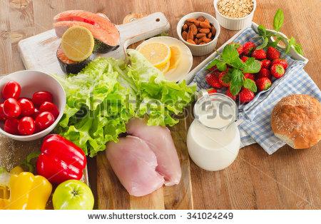 Diet dan Menurunkan Berat Badan