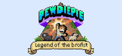 Download Game Android Gratis Pewdiepie Legend of the Brofist apk + obb