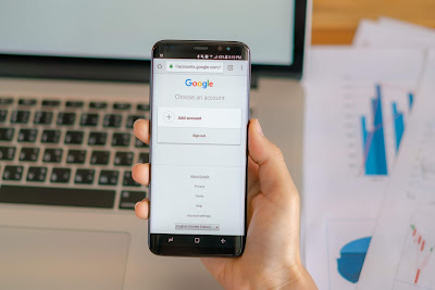 cara masuk ke akun google