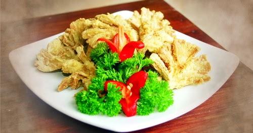 Resep Jamur Crispy Renyah - Resep Masakan 4