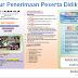 Download Contoh Brosur Penerimaan Peserta Didik Baru PPDB Microsoft Word
