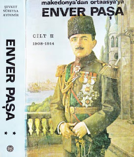 Şevket Süreyya Aydemir - Enver Paşa - Cilt 2 Makedonya'dan Ortaasya'ya 1908 -1914