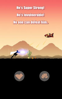 Download Game One Man Super Hero v1.3 Mod Apk ( Unlimited Money/Premium ) Terbaru 2016 gratis