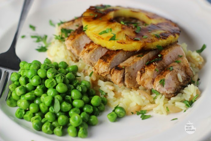 Easy Teriyaki Pork Chops