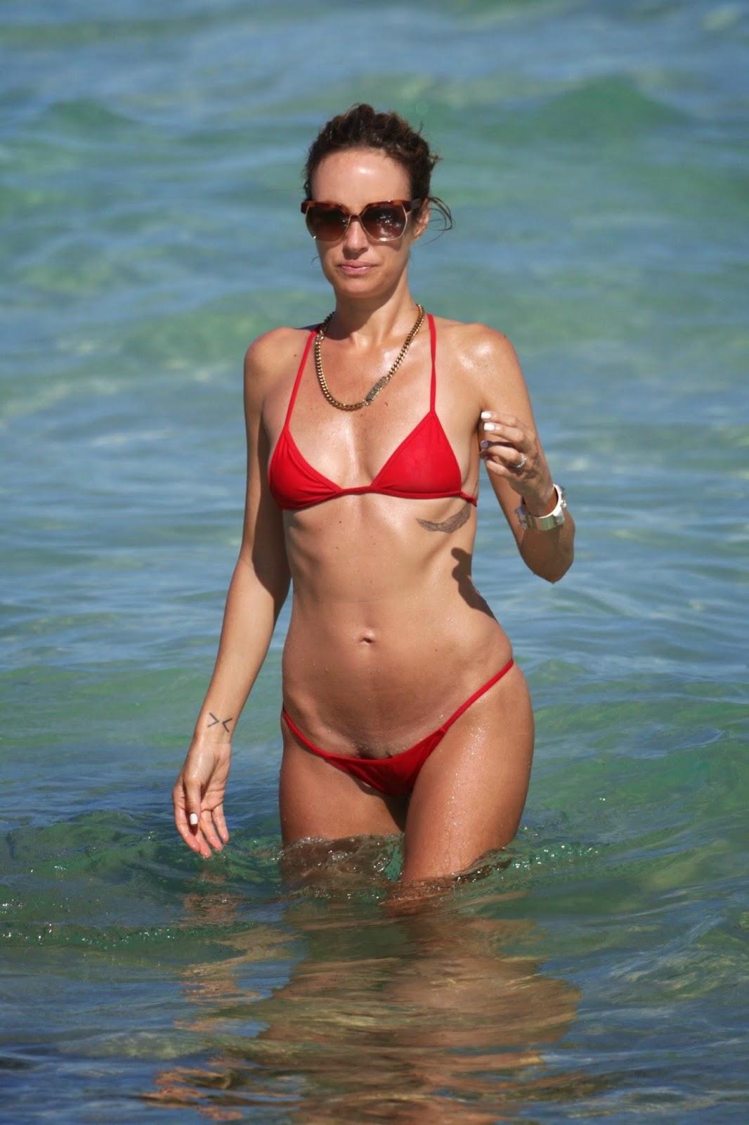 Ashley Russell Bikini 34