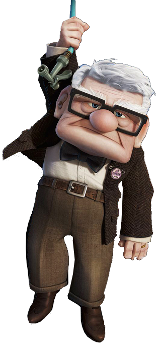 Clipart for u: Up movie