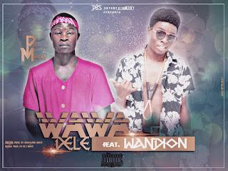 Pay Macas feat Wandion - Wawa Dele