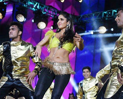 Katrina Kaif's performance at IIFA 2017