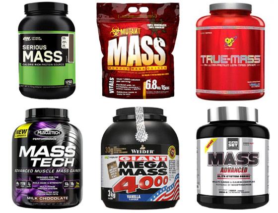 Serious Mass, Mutant Mass, True Mass, Mega Mass