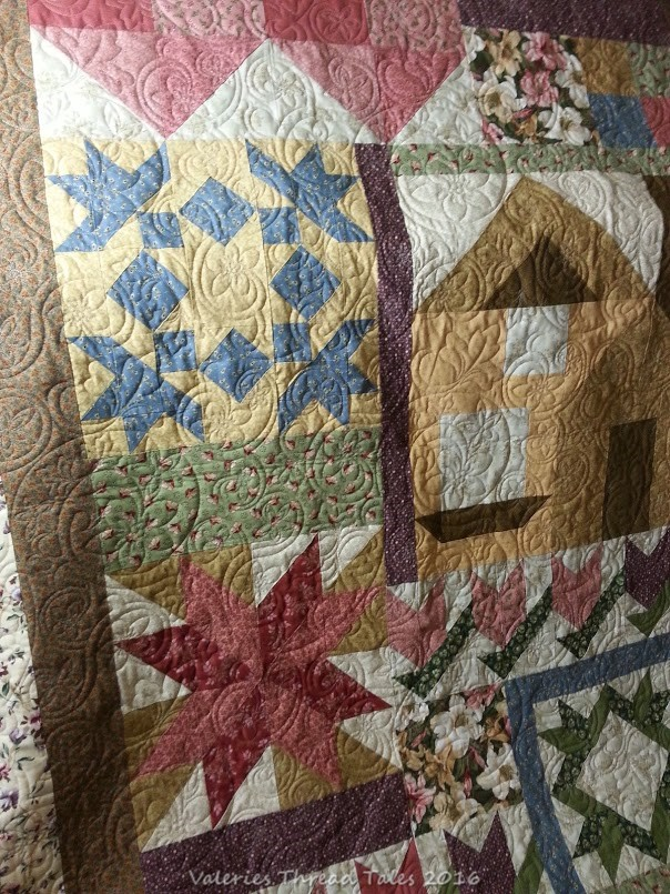 computerized quilting – Page 2 – Valerie\'s Thread Tales