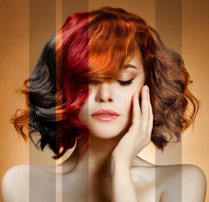 Enlever coloration cheveux bicarbonate