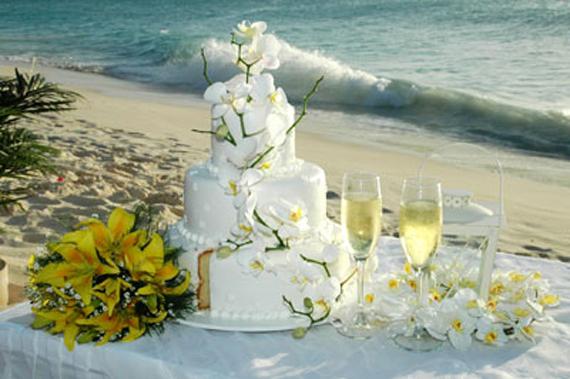 wedding inspiration center stunning beach wedding decoration designs ideas. Black Bedroom Furniture Sets. Home Design Ideas