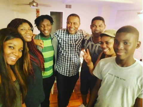 Nollywood-Actress-Omotola-Jolade-&-family's-on-holiday-in-the-US