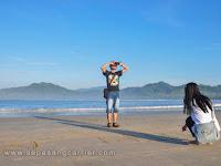 Foto Foto Pantai Pulau Merah Banyuwangi BWI