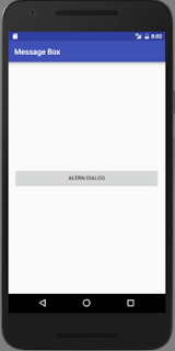 MessageBox Android Tutorials