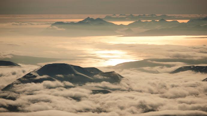 Wallpaper: Landscape from Svalbard