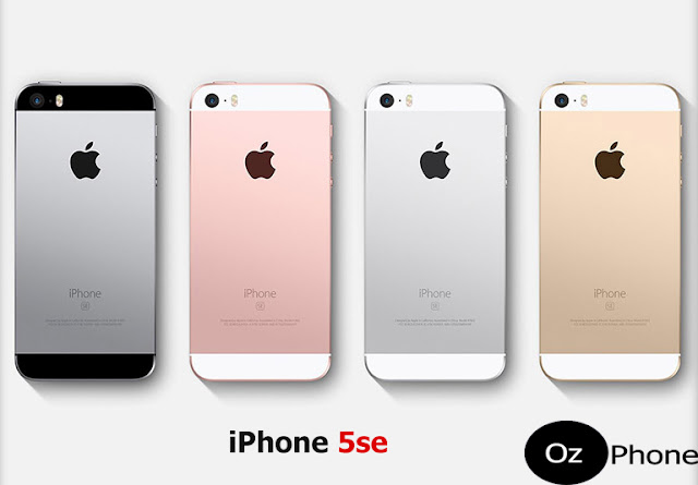 iPhone 5se ozphone