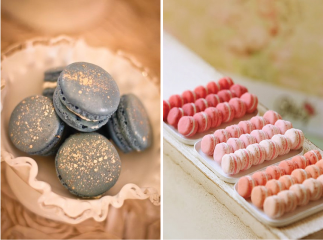 Wedding Macarons Guide: Flavors, Usages and Presentations - Belle The Magazine