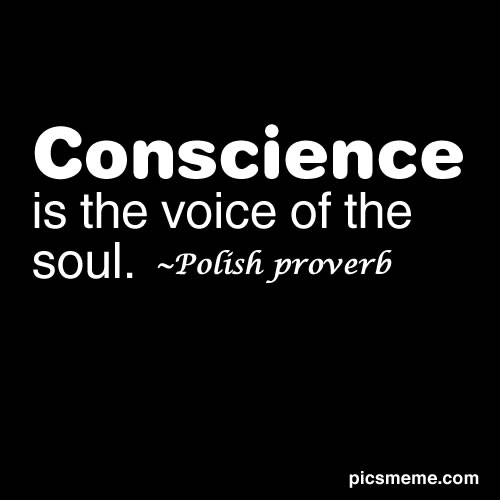 conscience quotes