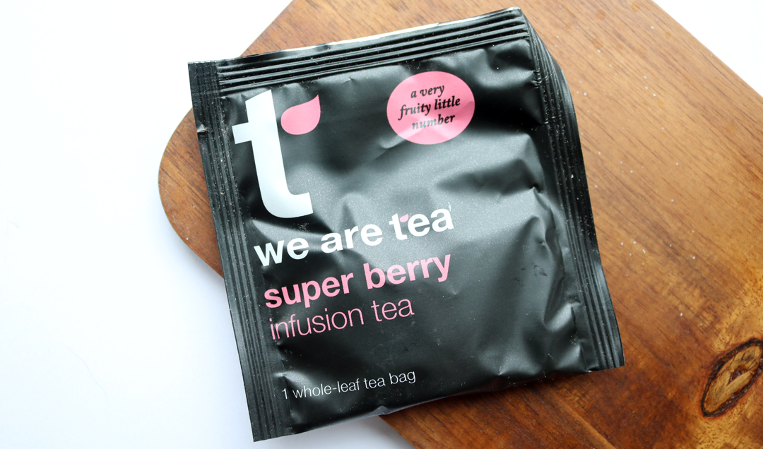 We Are Tea Super Berry